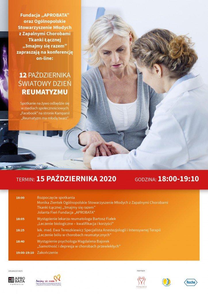 Konferencja wspólna plakat